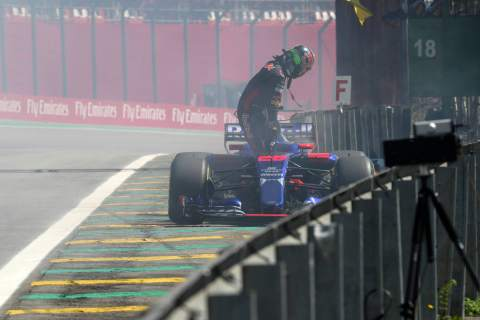 After engine issues Toro Rosso needs strong finish - Gasly