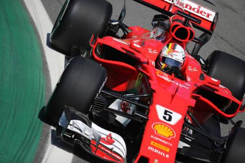 Vettel admits Mercedes looking 'tough to beat' in Brazil
