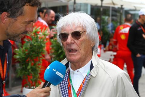 Ecclestone slams F1's decision to ditch grid girls