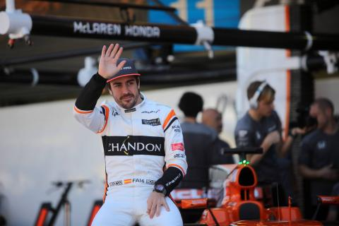 Alonso confirmed for Toyota LMP1 test in Bahrain