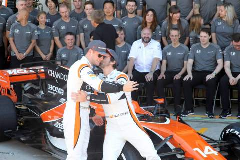 """McLaren-Honda partnership to end """"with optimism and respect"""""""