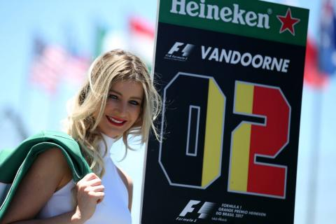 F1 to stop using grid girls from 2018 season