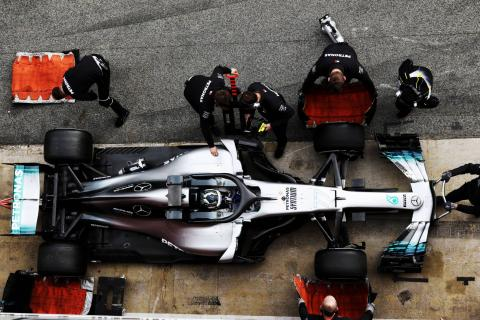 Barcelona F1 test times - Tuesday 3pm