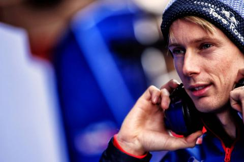 How Hartley's 'Kiwi Grit' led to second F1 chance
