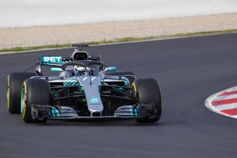 Bottas hopeful Mercedes has overcome testing tyre issues