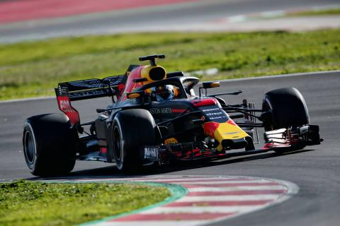 Barcelona F1 Test 2 Times - Wednesday 5pm