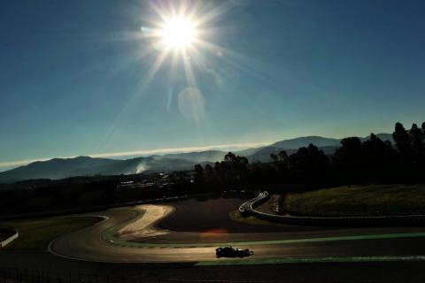 Barcelona F1 Test 2 Times - Wednesday 3pm