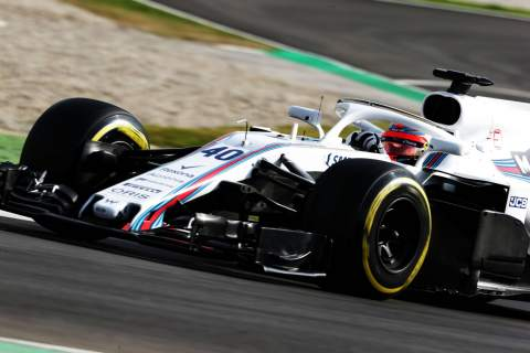 """Kubica """"more prepared"""" for F1 race seat in Williams role"""