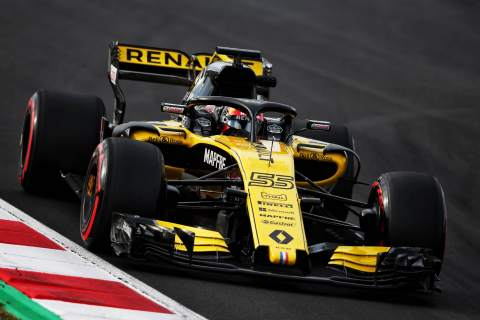 """Renault aiming to be """"comfortably"""" P4 in F1 2018"""