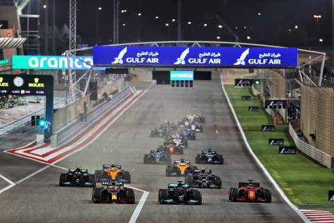 F1 Driver Ratings from the 2021 Bahrain Grand Prix