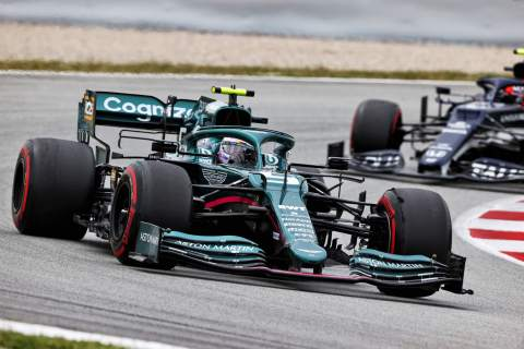 'It's where we are at the moment' concedes Vettel after point-less F1 Spanish GP