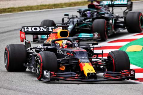 Verstappen says Red Bull 'needs faster car' to beat F1 rivals Mercedes