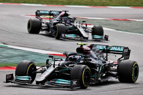 Crash debates: Does Bottas not moving over show he's on his way out for F1 2022?