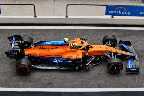 Fuel scare nearly cost Norris Q3 spot in French GP F1 qualifying