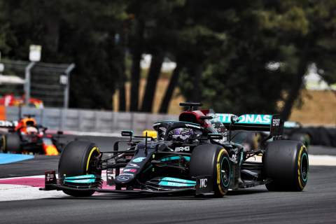 Hamilton: One-stop F1 strategy only chance to beat Verstappen in French GP