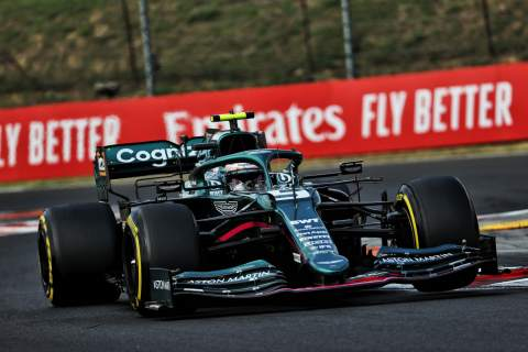 Aston Martin intend to appeal Vettel's Hungary F1 disqualification