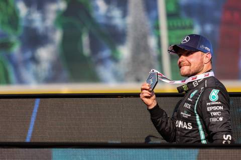 """Valtteri Bottas """"driving better than ever"""" in F1 - Toto Wolff"""