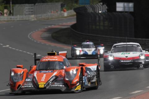 2018 24 Hours of Le Mans - Hour 17 Results