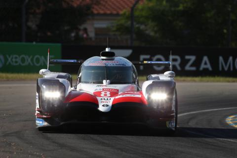 2018 24 Hours of Le Mans - Hour 16 Results