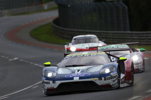 2018 24 Hours of Le Mans - Hour 22 Results