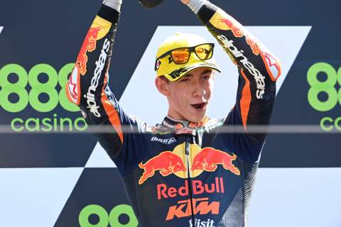 Moto3 Portimao: Back-to-Back Wins for Awesome Acosta