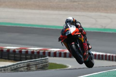 'A sad finish to our home GP', crash 'not in our dreams' - Oliveira