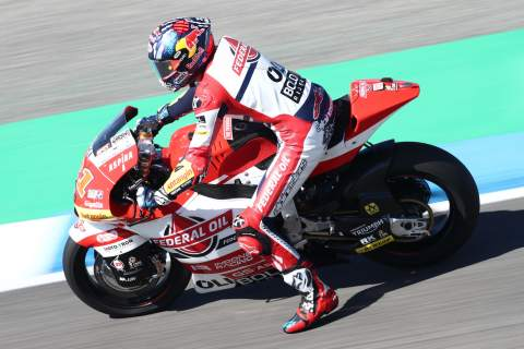 Fabio Di Giannantonio, Moto2, Spanish MotoGP, 1 May 2021