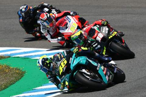 Valentino Rossi: Everything changes quickly in MotoGP