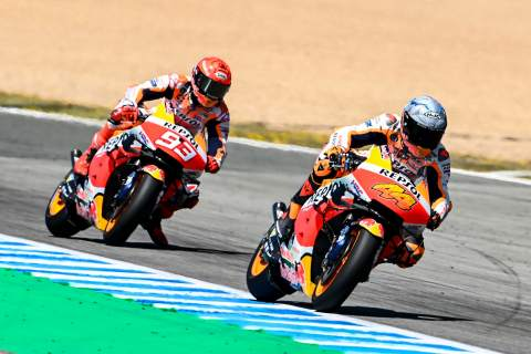 Pol Espargaro: Different Honda packages 'hurting the group'