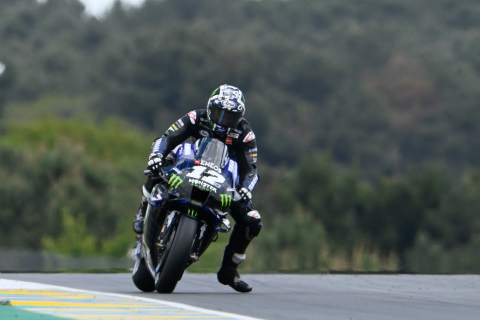 Maverick Vinales, MotoGP, French MotoGP 14 May 2021