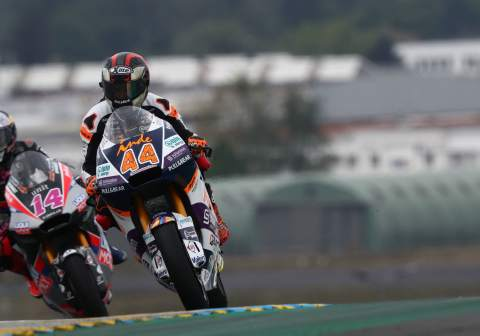 Aron Canet, Moto2, French MotoGP, 14 May 2021