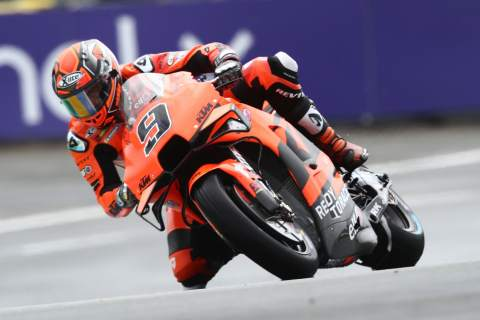 Danilo Petrucci, French MotoGP, 15 May 2021