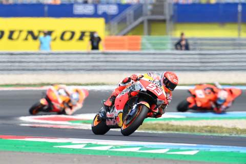 MotoGP Gossip: Only Marquez can ride 'with an arm and a half' - Puig