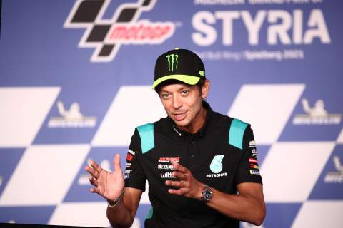 Rossi thanks fans for 'incredible support', 'I gave everything'