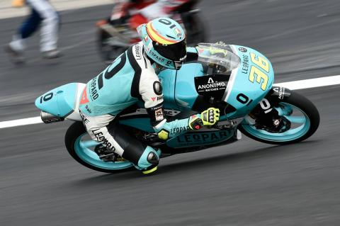 Moto3 Austria: Mir extends title lead with dominant win