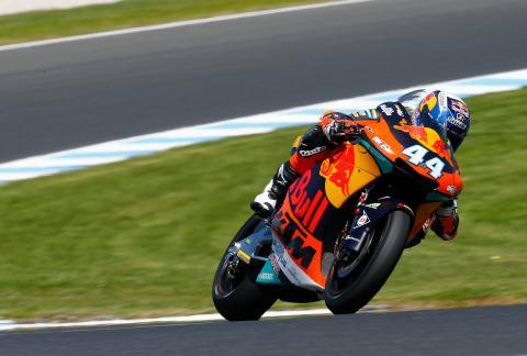 Moto2 Australia: Supreme Oliveira secures first KTM win