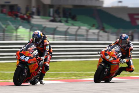 Moto2 Malaysia: Back to back wins for Oliveira and KTM
