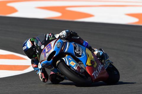 Moto2 Valencia: Marquez secures final pole of the season