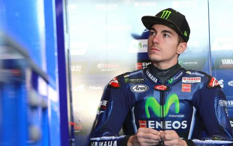 Vinales: I'm frustrated. I hope the team is too