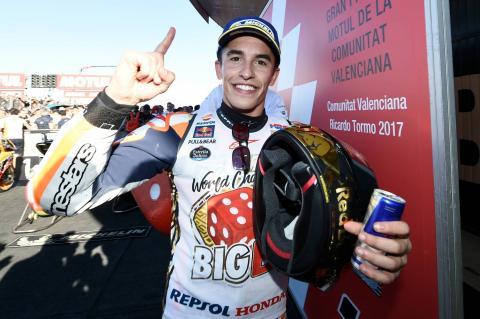 "MotoGP Gossip: ""I never looked at records"", says Marquez"