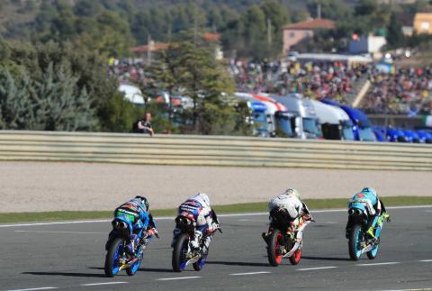 2018 Moto3 entry list