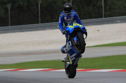 Iannone: Four or five races to see the reality