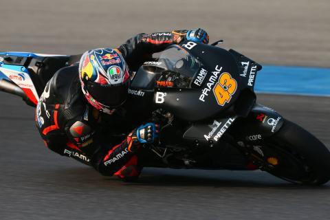 Miller 'hasn't been this confident since Moto3'