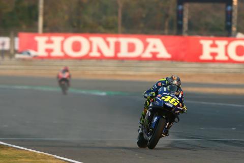 MotoGP riders talk Thailand track