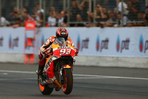 Marquez: Honda engine situation clearer