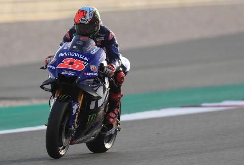 """Vinales searches for """"new direction"""" as Yamaha test woes return"""