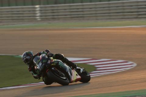 Qatar MotoGP test times - Saturday (7pm)