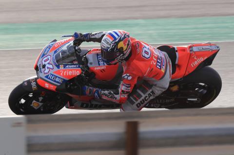Qatar MotoGP - Free Practice (2) Results