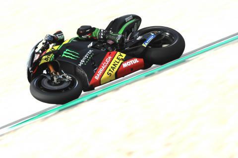 MotoGP: Zarco rockets to record Qatar pole!