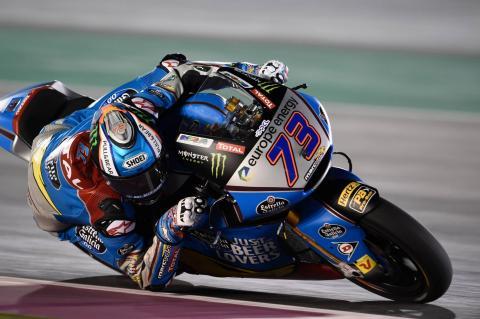 Moto2 Qatar: Untouchable Marquez dominates for pole